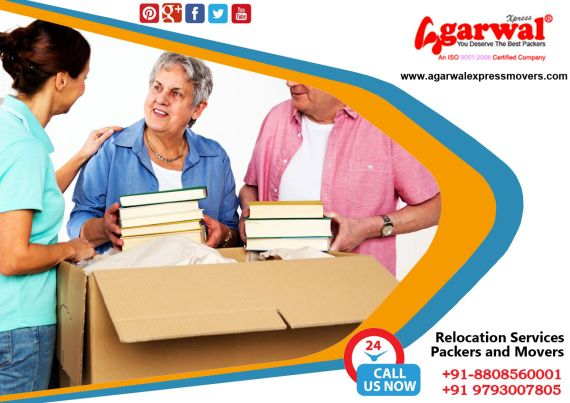 Residential Moving Service in Santkabir Nagar