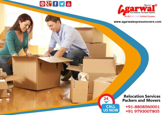 Packing and Moving Services in Unnao
