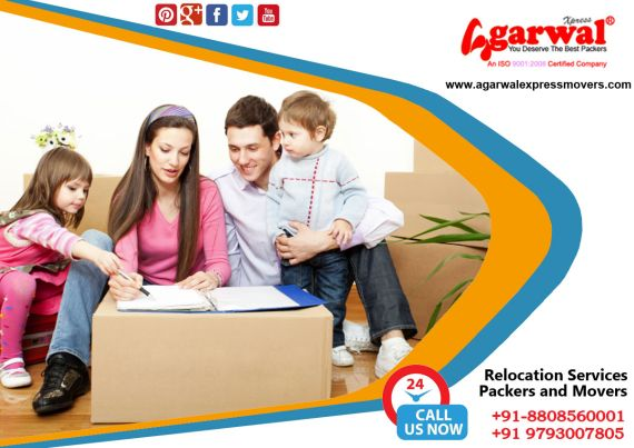 Residential Moving Service in Anpara