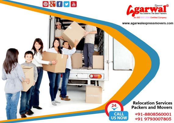 Residential Moving Service in Tanda