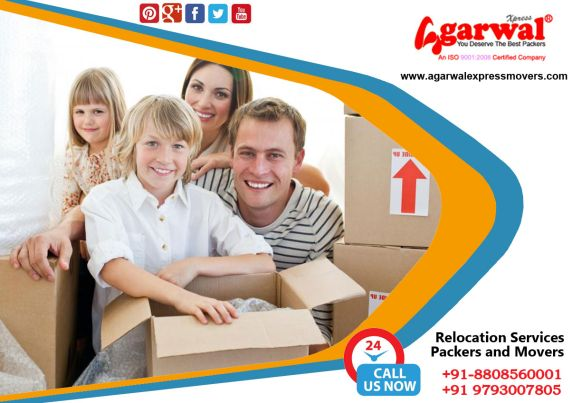Residential Moving Service in Kannauj