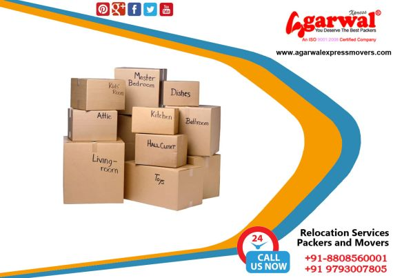 Packing and Moving Services in Kushinagar