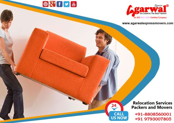 Packers and Movers Services in Jhansi