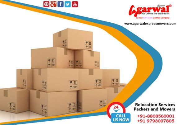 Packing and Moving Services in Jhansi