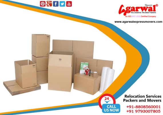 Residential Moving Service in Jhansi