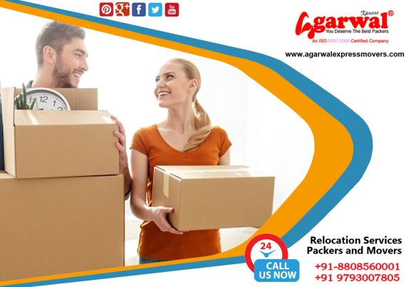 Residential Moving Service in Moradabad