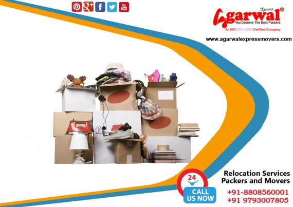 Packing and Moving Services in Delhi