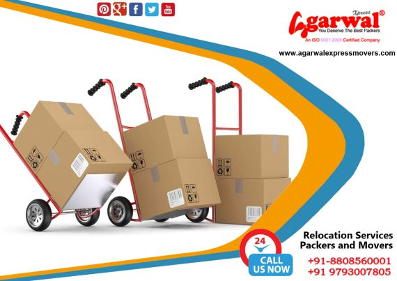 Packing and Moving Solutions in Delhi