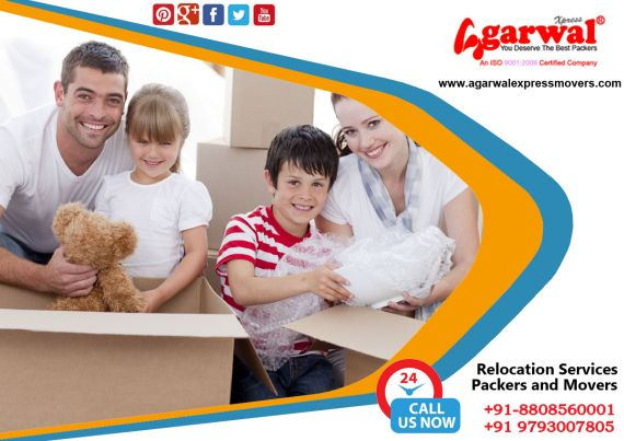 Packers and Movers Services Jankipuram