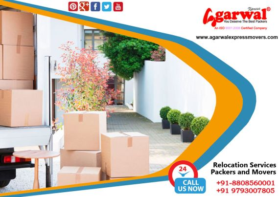 Packing and Moving Services in Gomti Nagar
