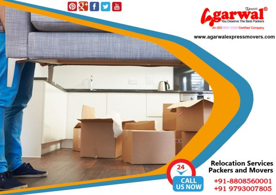 Packers and Movers Services in Lucknow