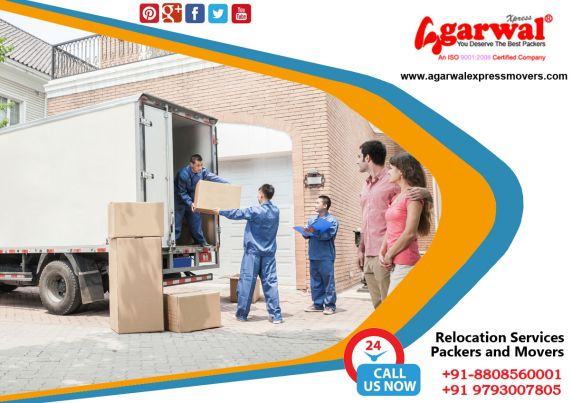 Household Goods Shifting in Lucknow