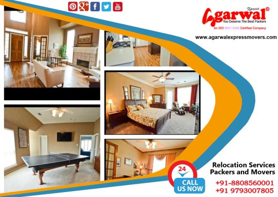 Packing and Moving Solutions in Lucknow