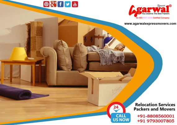 Residential Moving Service in Lucknow